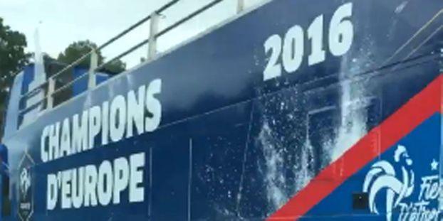 Euro 2016   tout est prêt en cas de victoire des Bleus b3d7ab36f68cf