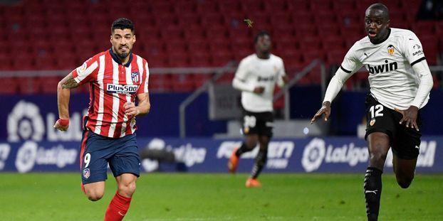 Le défenseur français du Valence CF, Mouctar Diakhaby, aurait été victime d'insultes racistes lors de la rencontre au stade Ramon de Carranza à Cadix.