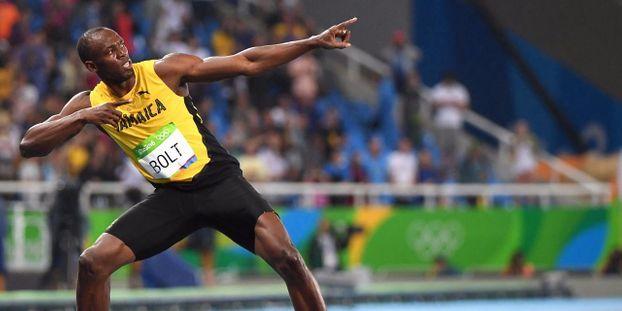 Football : Usain Bolt dit être en contact avec le Borussia