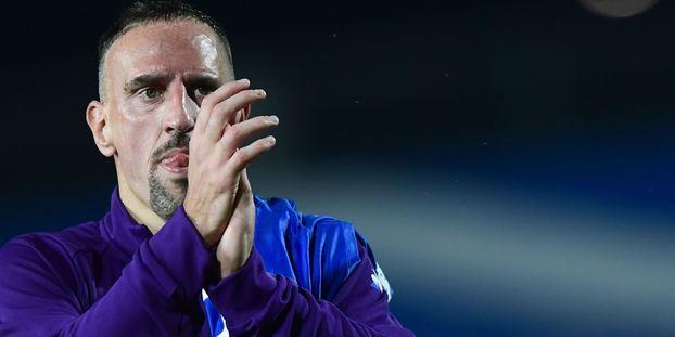Italie : opéré d'une cheville, Ribéry sera écarté des terrains 10 semaines
