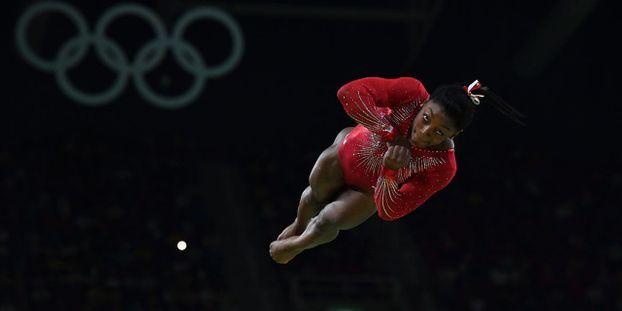 JO de Rio 2016-Gym artistique   3e médaille d or pour l Américaine Simone  Biles d60b0e50d52