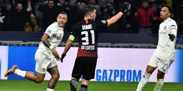 Ligue 1 : La cauchemar continue à Lyon, qui perd Depay et Aouar jusqu'à la fin de la saison