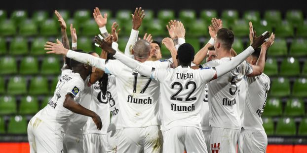 Les Lillois se sont imposés 2-0 face à Metz.