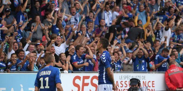 Strasbourg: 3 - Lille: 0