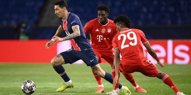Le PSG s'est qualifié pour le demi-finales de la Ligue des champions.