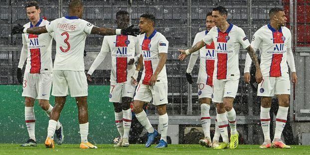 Le PSG s'est imposé à Munich (3-2).