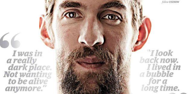 Natation   Michael Phelps ne