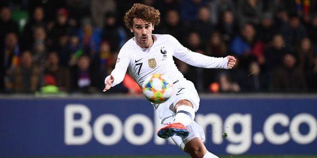 Antoine Griezmann s'est indigné, comme plusieurs autres footballeurs, de la publication d'une vidéo montrant des policiers passer à tabac un producteur noir à Paris.