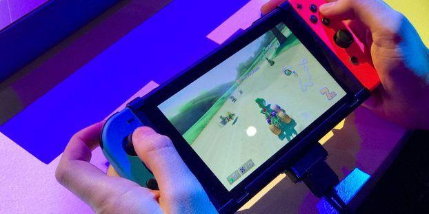 aaa6c8f1b30 Nos premières impressions sur la Nintendo Switch