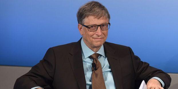 Bill Gates s'intéresse particulièrement aux innovations capables d'améliorer la santé des habitants des pays pauvres.