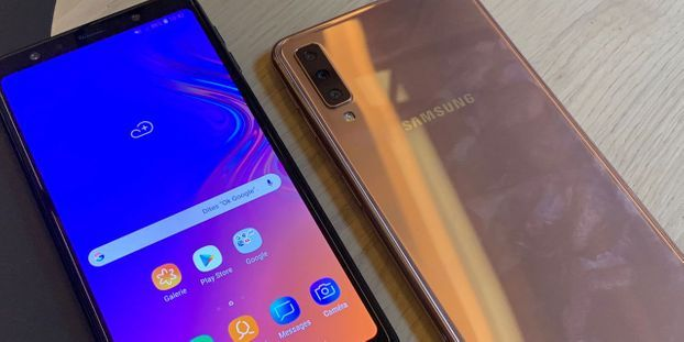Samsung Devoile Le Galaxy A7 Son Nouveau Smartphone Milieu De Gamme