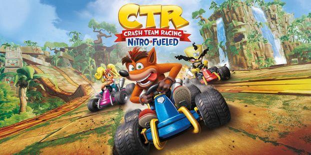 TEST - Crash Team Racing : Nitro Fueled : enfin un concurrent solide de Mario Kart ?