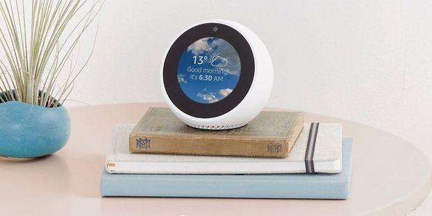 Articles Pour Le Four Smart Radio-réveil Intelligent Connectée Noir