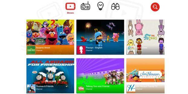 Youtube Kids Lappli Pour Enfants Qui Devrait Cartonner