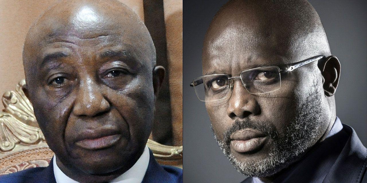 pr sidentielle au liberia le parti au pouvoir conteste le r sultat rh europe1 fr