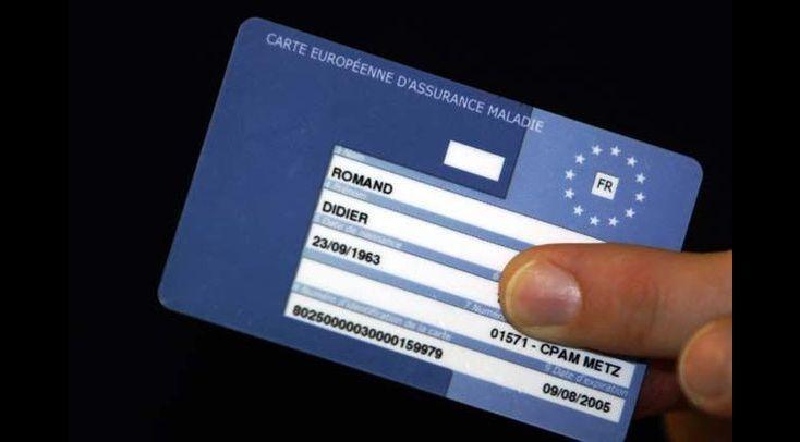 Carte Europeenne Dassurance Maladie Imprimer.La Carte Europeenne D Assurance Maladie