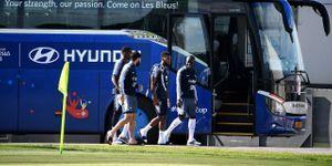 Istra, équipe de France, Coupe du monde, FRANCK FIFE / AFP 1280