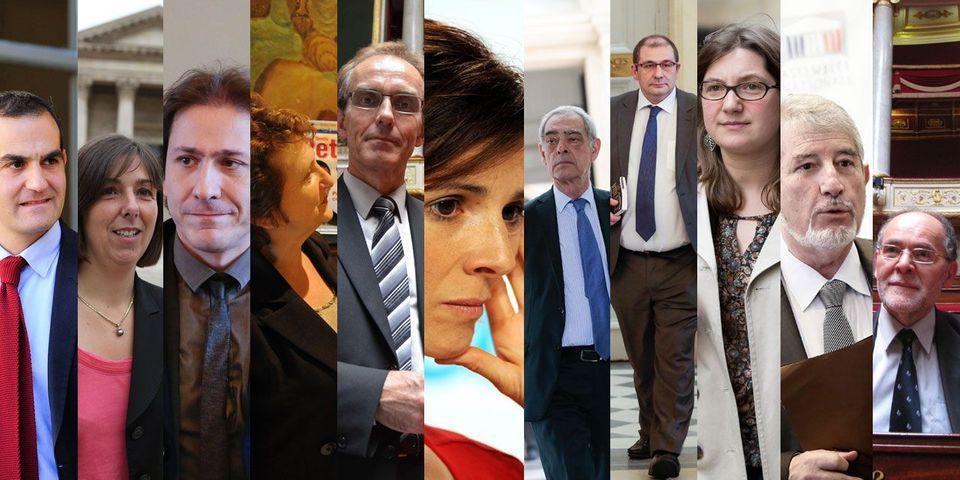11 députés PS se sont abstenus lors du vote de confiance au gouvernement de Manuel Valls