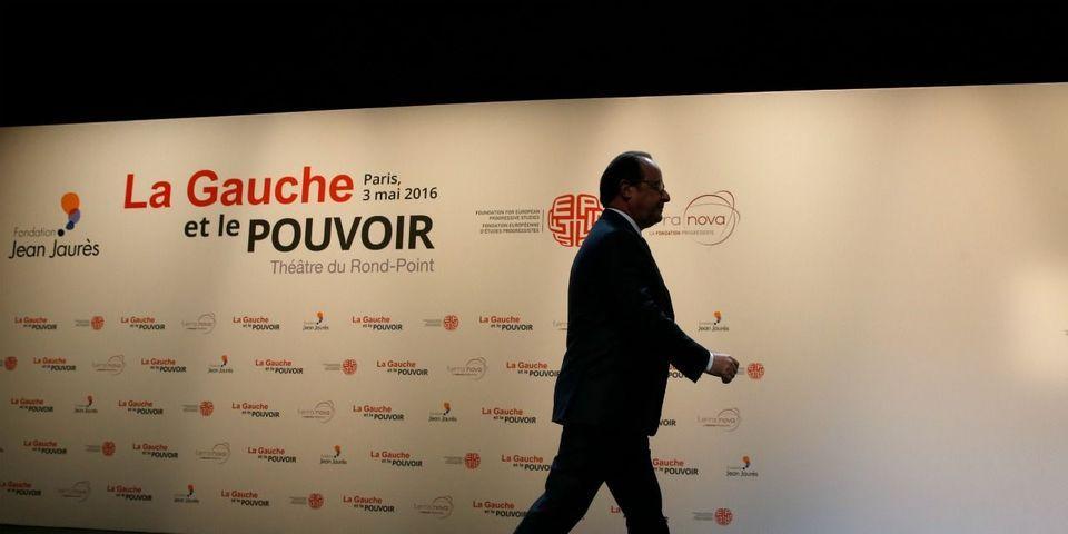 5 indices qui montrent que François Hollande vient de donner son premier discours de campagne