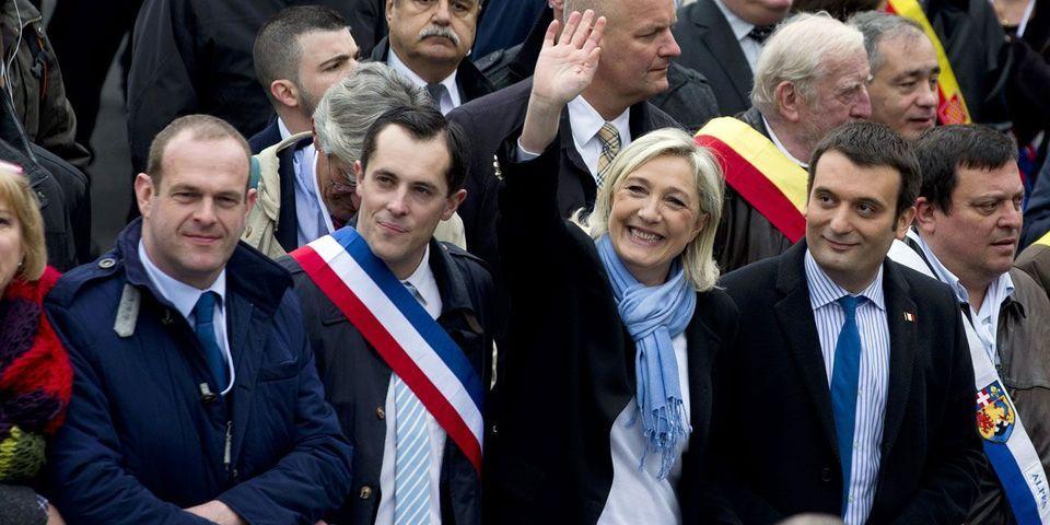 94% en faveur de l'éviction de Jean-Marie Le Pen : Nicolas Bay demande à Jean-Marie Le Pen de démissionner de sa présidence d'honneur du FN