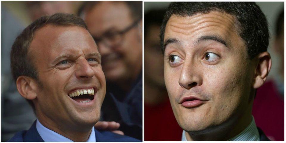 A Bercy, Gérald Darmanin a repris l'appartement ministériel d'Emmanuel Macron