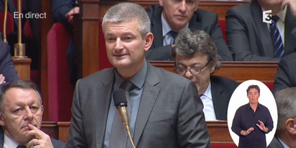 A l'Assemblée, Olivier Falorni évoque le cas de sa mère sur la fin de vie