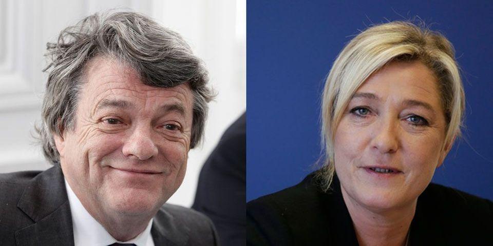 UDI et FN assurent que les adhésions sont en hausse depuis la soirée électorale de l'UMP