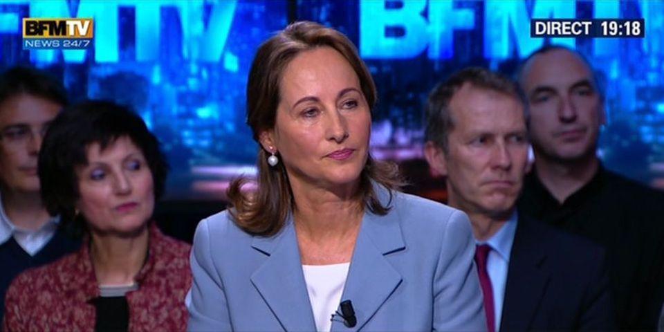 A Marseille, Ségolène Royal aurait voté Samia Ghali