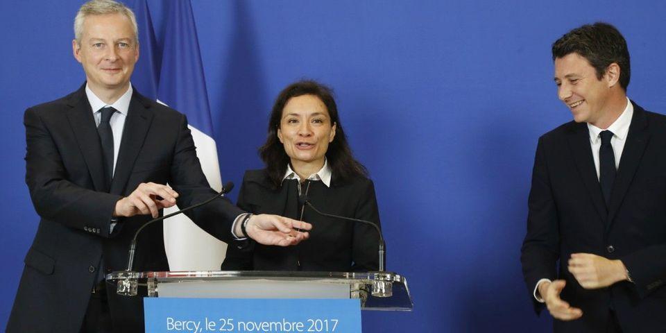 A peine nommée au gouvernement, Delphine Gény-Stephann déjà au Sénat pour défendre le budget