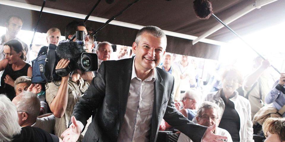 A peine nommée ministre, Ségolène Royal déjà trollée par Olivier Falorni