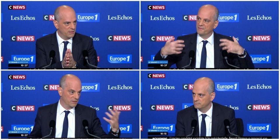 """Affaire Business France : pour Blanquer, """"on cherche des polémiques"""" à Pénicaud parce qu'elle """"est en train de réussir merveilleusement"""""""