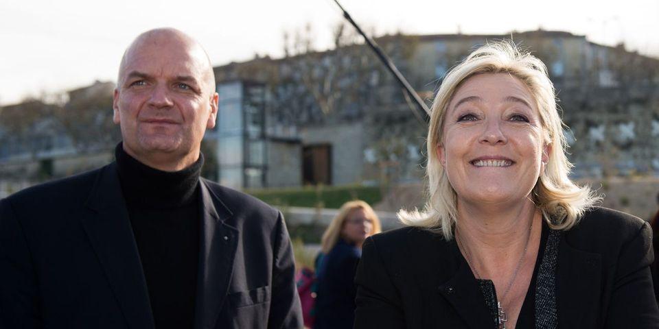 Les deux anciens assistants parlementaires de Marine Le Pen en garde à vue