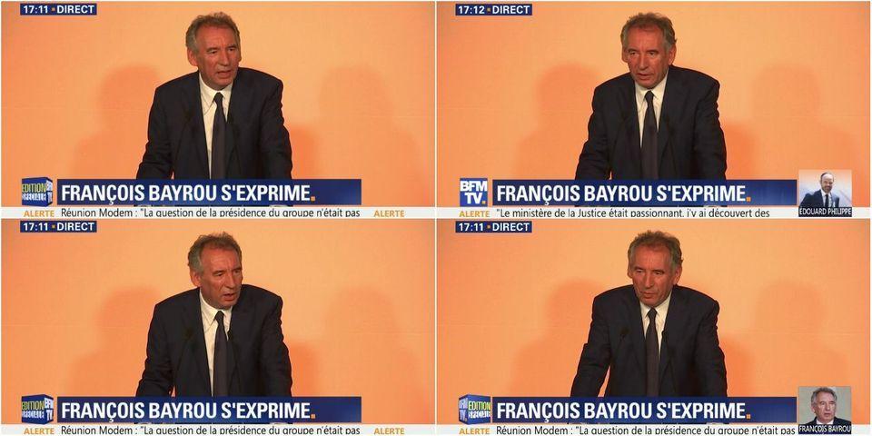 """Affaire du MoDem : le gros point Godwin de François Bayrou, se défendant contre la """"société de dénonciation"""""""