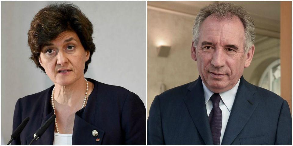 Affaire et (non) démissions : grosse passe d'armes entre Sylvie Goulard et François Bayrou par médias interposés