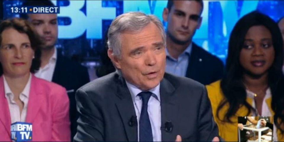 """Affaire Ferrand : Bernard Accoyer (LR) dénonce une """"véritable escroquerie"""" et un """"conflit d'intérêt"""""""
