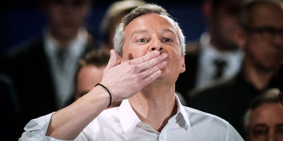 """Affaire Fillon : Bruno Le Maire dénonce le non respect """"de la parole donnée"""" et démissionne de l'équipe de campagne"""