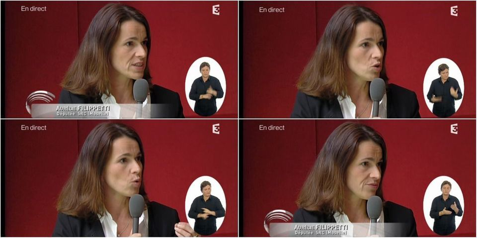 """Affaire Fillon-Jouyet : Aurélie Filippetti fustige """"l'inconséquence"""" et la """"maladresse"""" du secrétaire général de l'Élysée"""