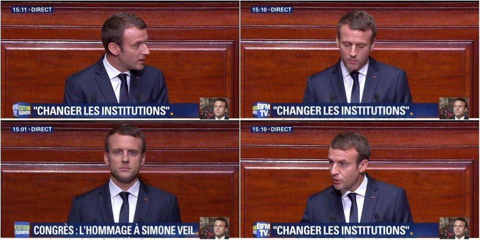 """Affaires : Macron appelle la presse à """"en finir avec cette chasse à l'homme"""" après le vote de la loi moralisation"""