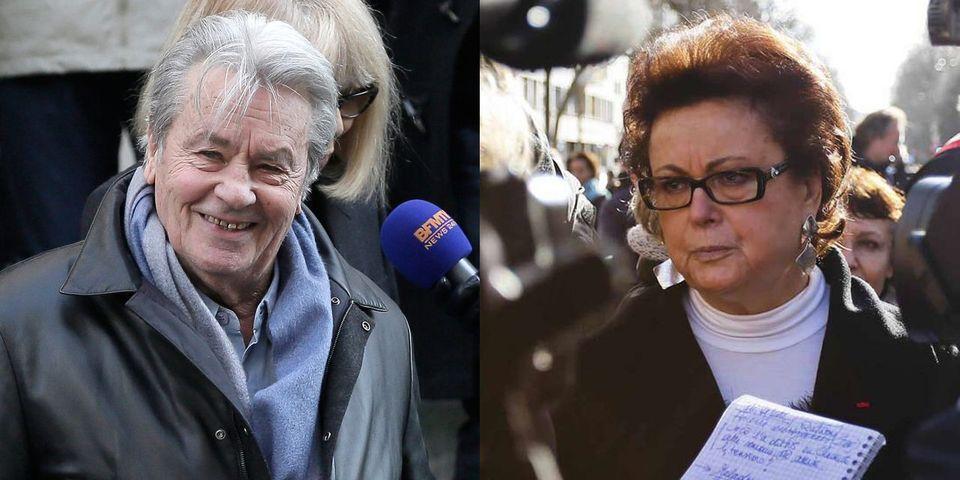 Alain Delon : et maintenant, le soutien à Christine Boutin