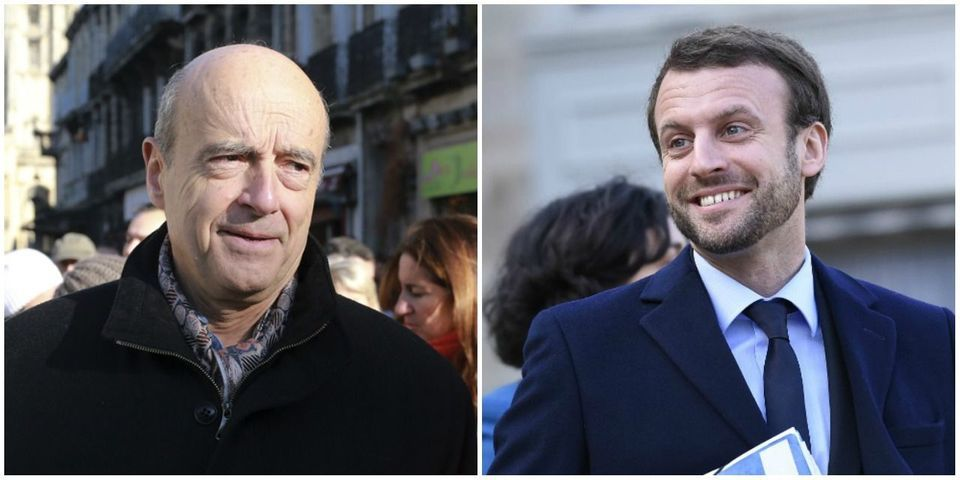 """Alain Juppé critique le côté """"ringard"""" des premières propositions d'Emmanuel Macron"""