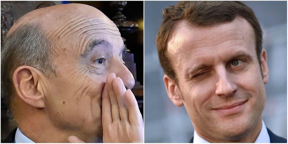 """Alain Juppé favorable à un """"grand mouvement central"""" avec Macron et LREM pour les européennes 2019"""