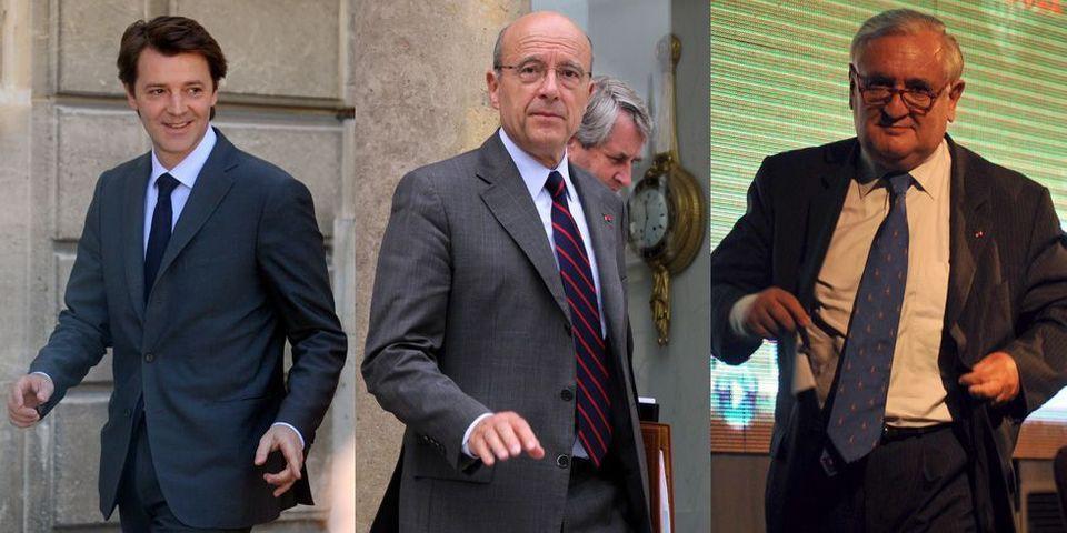 Alain Juppé, Jean-Pierre Raffarin et François Baroin soutiennent François Bayrou pour les municipales à Pau