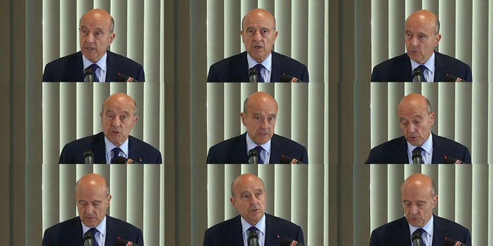 Alain Juppé accepte la co-présidence par intérim de l'UMP
