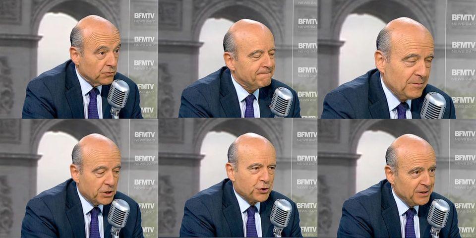 """Alain Juppé répond aux critiques de Nicolas Sarkozy sur son âge: """"il vaut mieux un sexa en forme qu'un quinqua amorti"""""""
