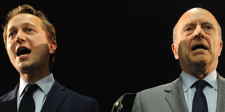 Alain Juppé s'affichera avec Maël de Calan lors d'un meeting à Bordeaux début décembre