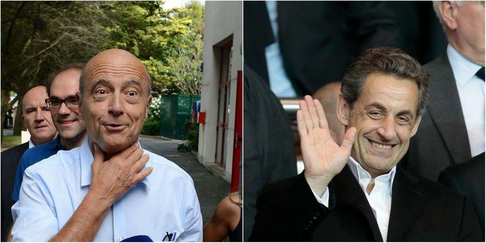 """Alain Juppé à Nicolas Sarkozy : """"En matière d'ennuis judiciaires, il vaut mieux ne pas se livrer à un match"""""""