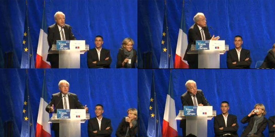 Alain Lamassoure ne se lasse plus d'imiter Valéry Giscard d'Estaing