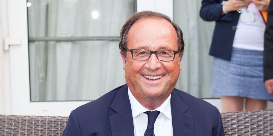 ALERTE - Hollande parle encore dans un livre de journaliste (oui, mais sur Macron cette fois)