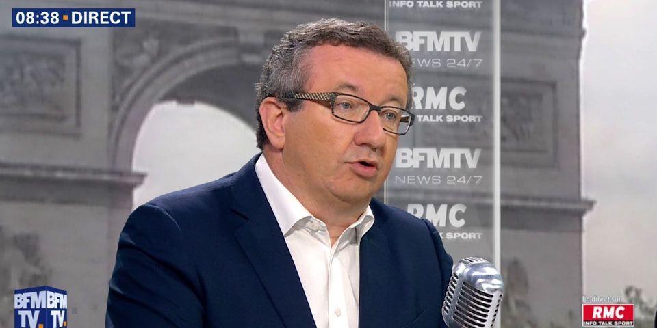 """VIDÉO - Le lapsus du député PS frondeur Christian Paul qui s'oppose """"au risque de retour de la gauche au pouvoir"""""""