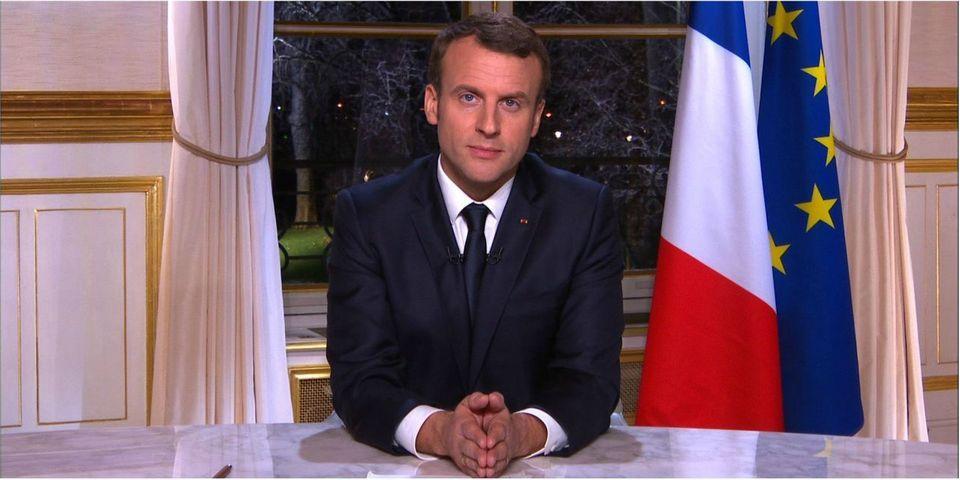 ALERTE - Vœux d'Emmanuel Macron : l'opposition n'a pas aimé